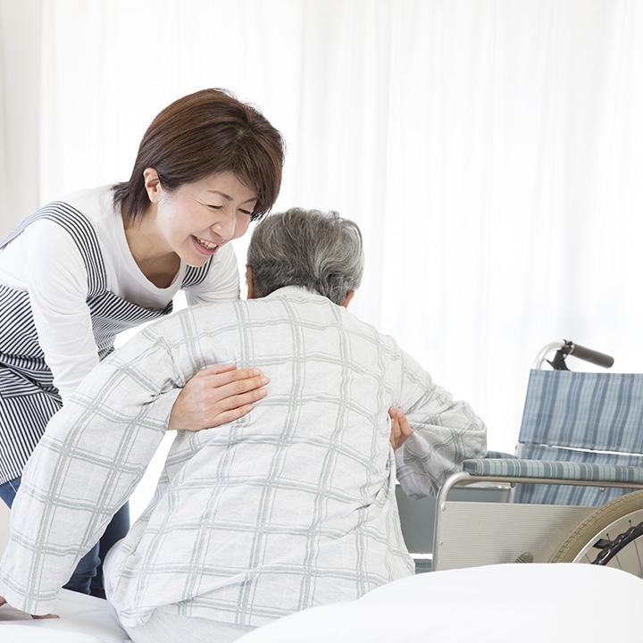 特別養護老人ホームの特徴